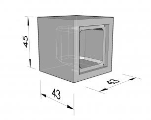 Cellule quadrangulaire 43
